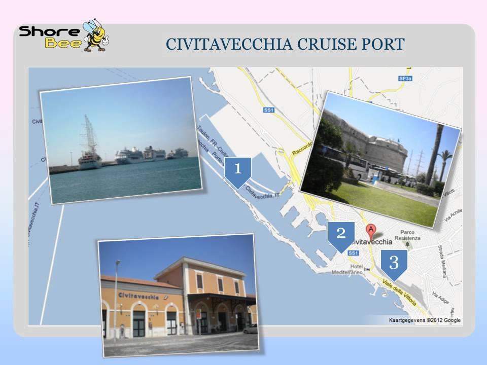 The civitavecchia rome cruise port youtube - Cruise port rome civitavecchia ...