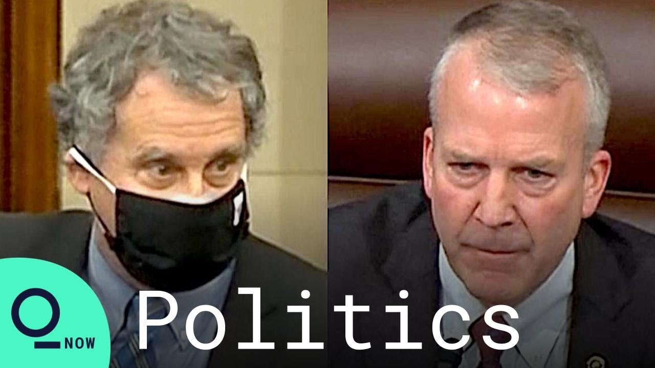 Republican Wears 'Censored' Face Mask While Speaking Into ...