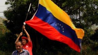 Venezuelans gather for Maduro's 'Hands off Venezuela' concert