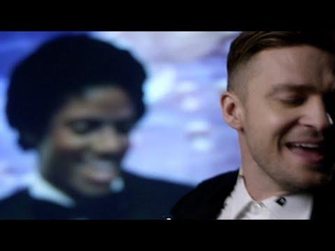 Michael Jackson, Justin Timberlake -- Love Never Felt So Good (Official Music Video) -- Released