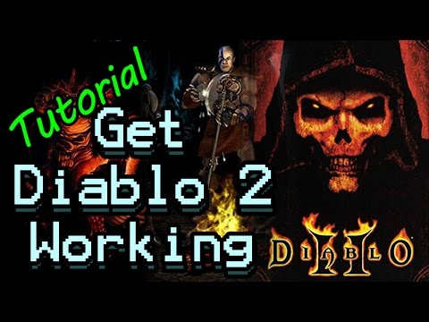 Tutorial: How to get Diablo 2 to work on Windows 10, 8 1, 8 and 7