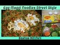 Maggi Noodles Recipe/How To Make Maggi Noodles With Eggs In Tamil/Maggi noodles Seivathu Eppadi
