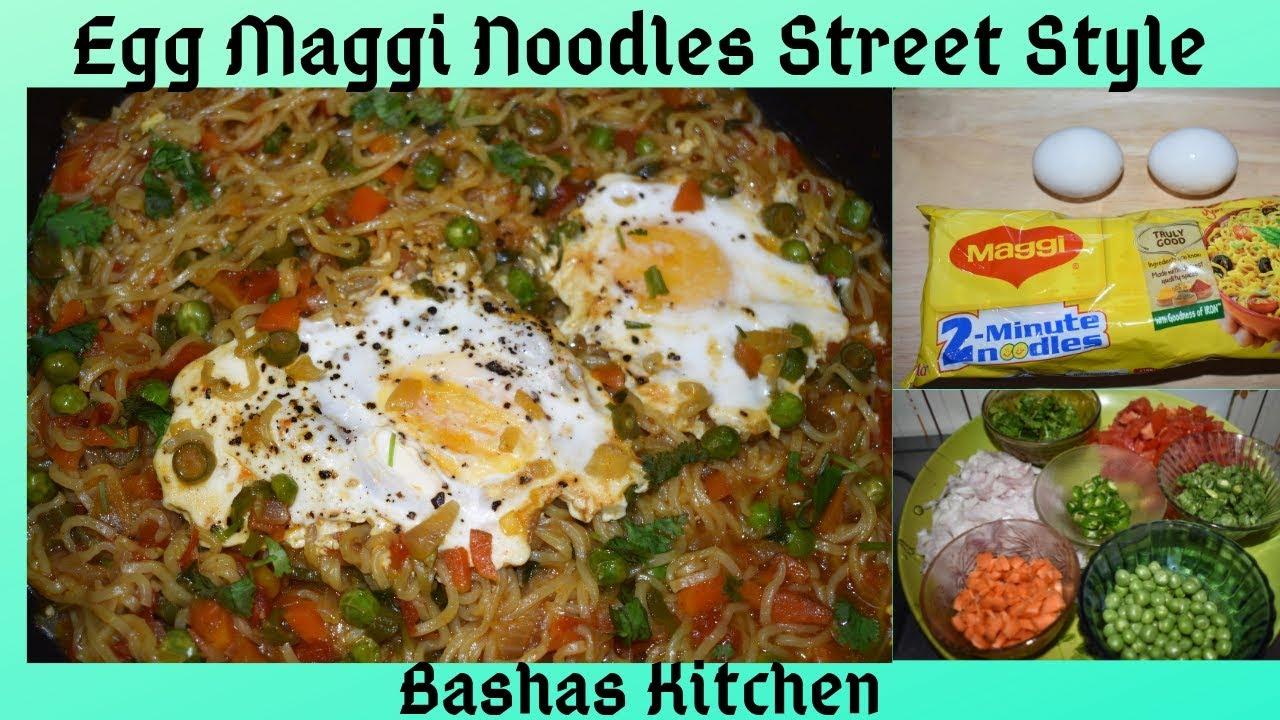 Egg Maggi Noodles Recipe Tamil|Maggi Masala Recipe Tamil ...