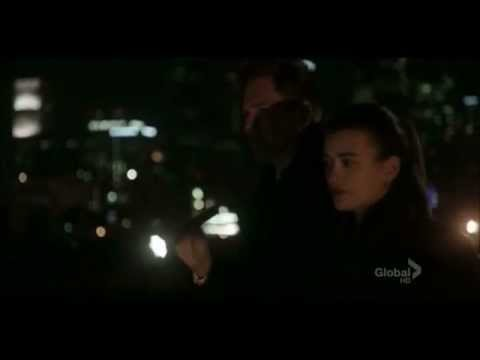 Tony tells Ziva he's her boyfriend; Ziva asks Tony to stay with her (Tiva dialogue edit)