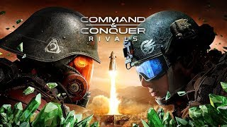 COMMAND&CONQUER: RIVALS ANDROID GAMEPLAY