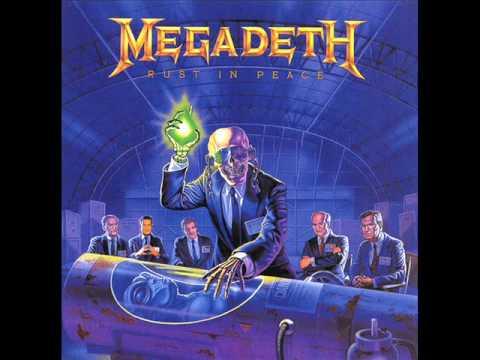 Megadeth - Rust in Peace...Polaris: Demo
