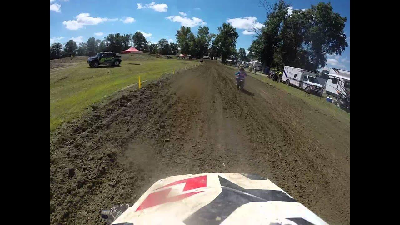 Jacob Snodgrass Gopro Euro Raceway Nashville Il Youtube