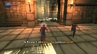 Spider-Man: Shattered Dimensions PC Gameplay *HD* 1080P Max Settings