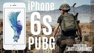 apple iPhone 6s PUBG 2/16 GB  Apple A9 PUBG  PowerVR GT7600 PUBG
