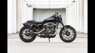 Тест-Драйв Harley-Davidson Sportster Roadster Xl1200cx.