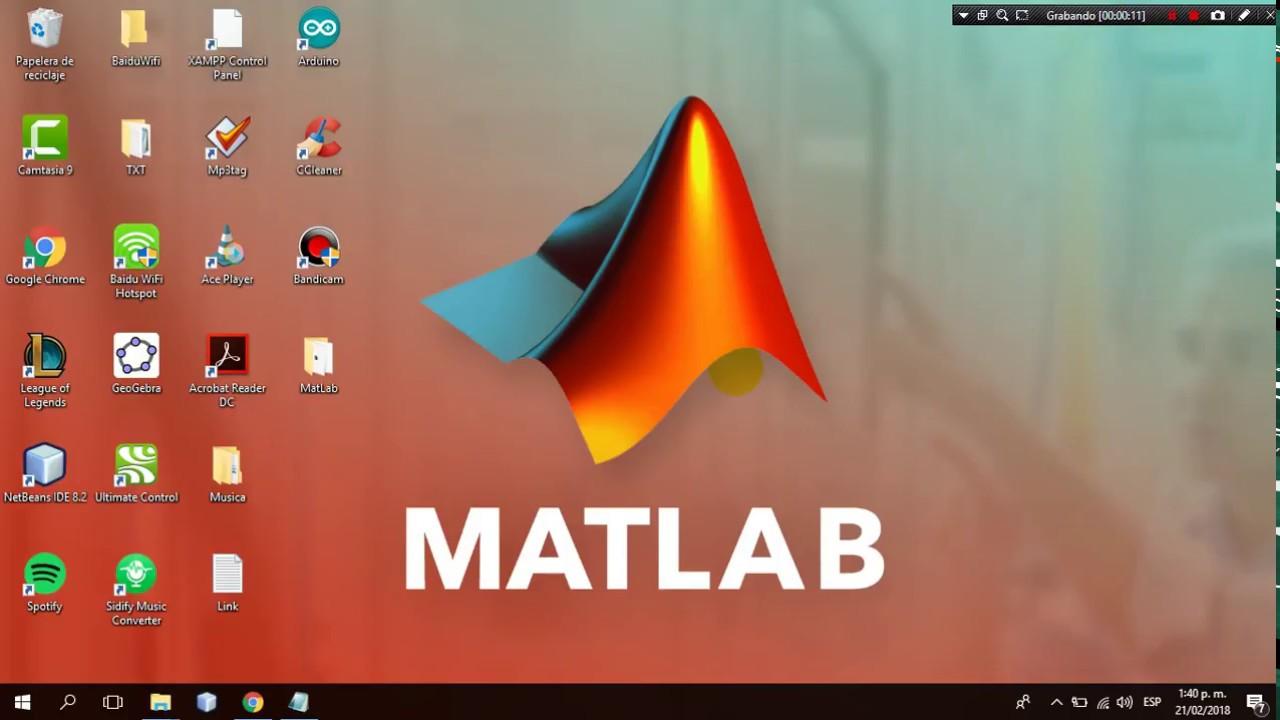 Descargar MatLab 2019 - Full - 1 Link - Drive