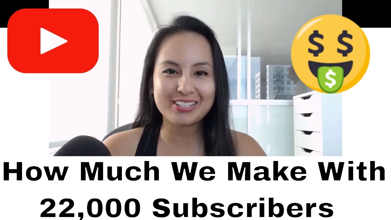 YouTube Channel Earnings 2019: How Much We Make With 22,000 Subscribers!