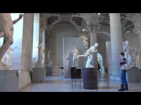 Louvre museum Paris France - Gorilla199