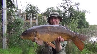 Valley Pool Part eleven - Carp Fishing