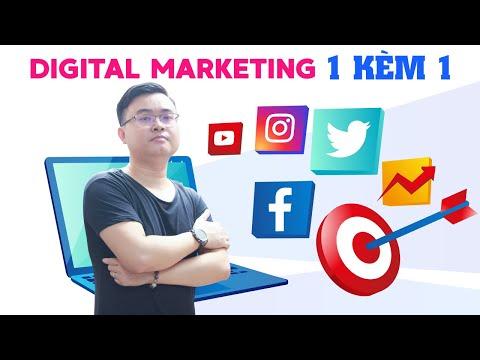 Digital Marketing 1 Kèm 1