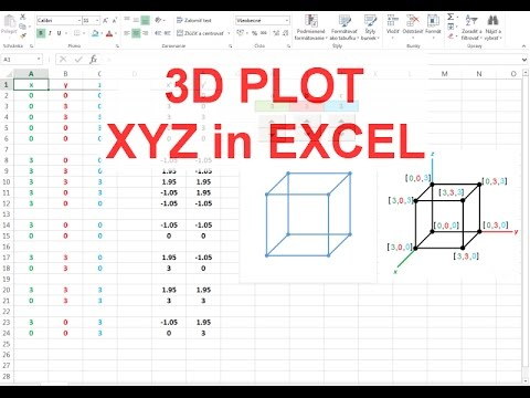 3d graph and xyz plot in excel youtube for 3d plot online