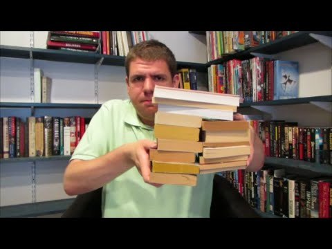 Josh's The Book Garden Book Haul