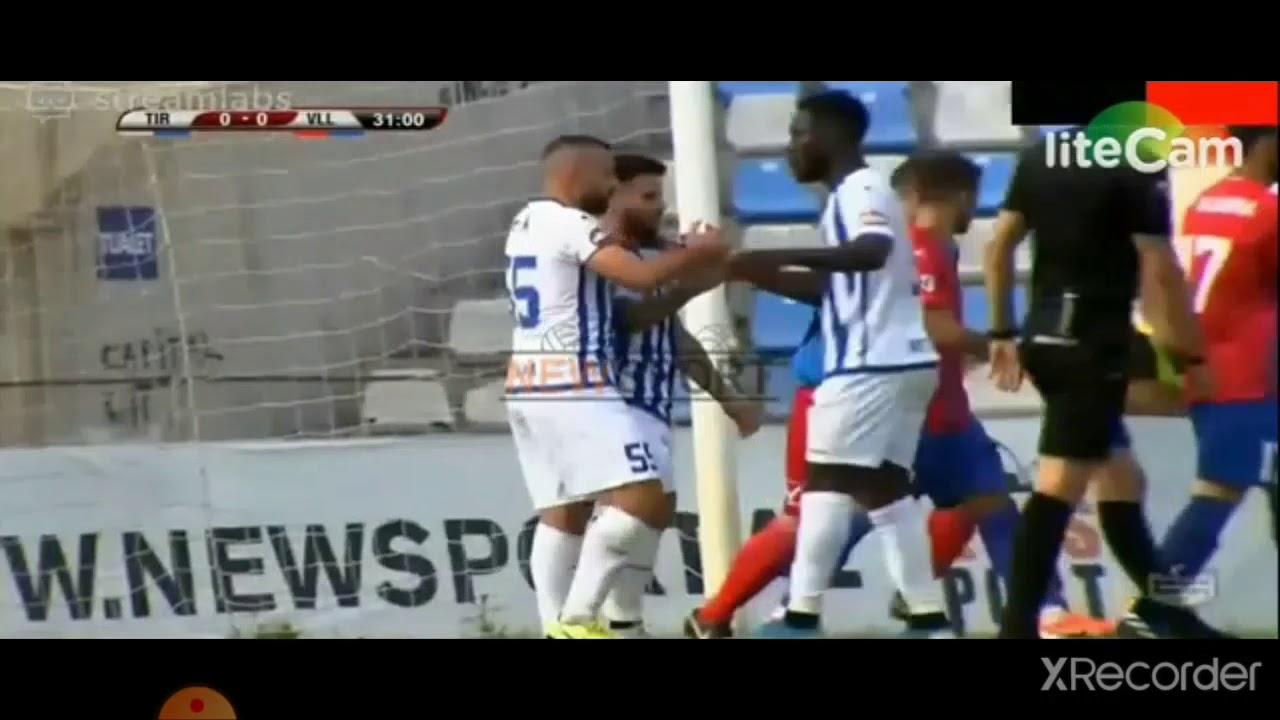 Tirana 1-0 Vllaznia kalojne ne avantazh kryeqytetasit me Torassa