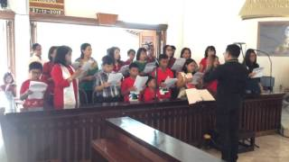 A Wish On Christmas Night Padus Wil. 1 GKJ Joglo