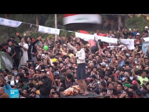 كرة القدم تزاحم السياسة في العراق.. وطعم خاص للفوز على إيران 2-1  - 17:01-2019 / 11 / 15