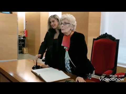 Luz Pozo, Hija Adoptiva de Viveiro