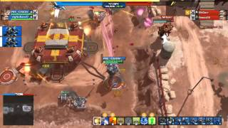 AirMech Arena PS4 2v2 ranked