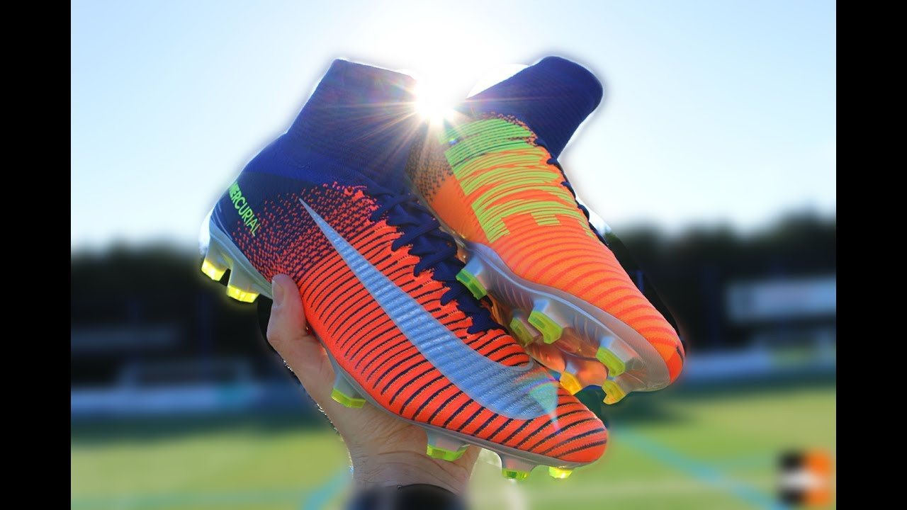 Cristiano Ronaldo Boots Test - Nike Superfly 5 (Time To Shine) Review |ITA  - ENG| 1080p By Pirelli7