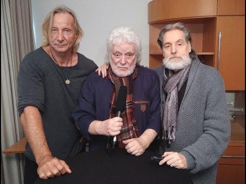Matthias Hues und Chris Peschken im Interview mit Fred Weidler