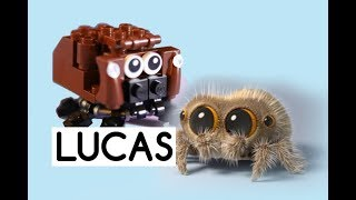Voice of LEGO Lucas the Spider