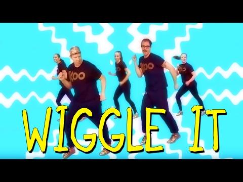 Koo Koo Kanga Roo   Wiggle It Dance A Long