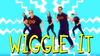Koo Koo Kanga Roo - Wiggle It: House Party Dance-A-Long Workout
