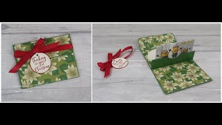 Itty Bitty Christmas - Pop-Up Gift Card Holder