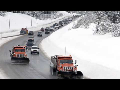 Caltrans News Flash #106 - Winter Driving Tips