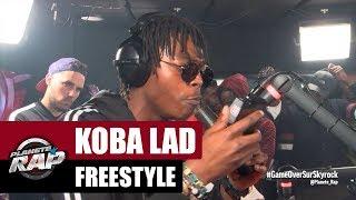 Koba LaD - Freestyle #PlanèteRap