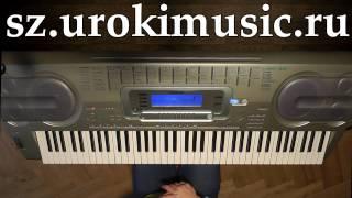 Как играть на синтезаторе. Синтезатор самоучитель. Уроки синтезатора urokimusic.ru