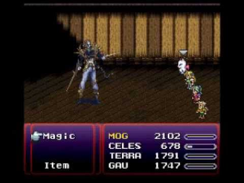 The 24 Days Of Final Fantasy III 2011 - Day Twenty