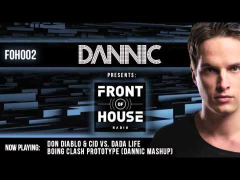 Dannic presents Front Of House Radio 002