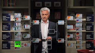 José Mourinho: Inside the crystal foot-ball. Prediction for the World Cup 2018 Final
