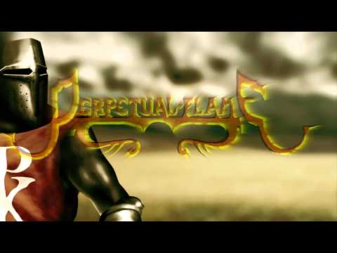 Perpetual Flame - Immortal Riders  - (Colombian Neoclassical Heavy Metal)