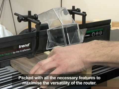 Trend crt craftsman router table youtube trend crt craftsman router table greentooth Choice Image