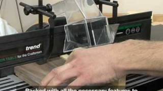 Trend Crt Craftsman Router Table