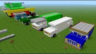 Minecraft auta od fanouška!  + dow...