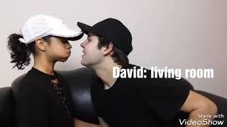 My sec video of Liza and David 💖🙊🌹 (read description)