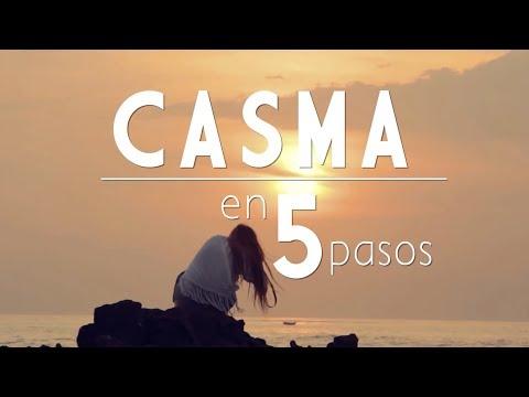 Playa, cultura y los mejores atardeceres en Casma 🌅