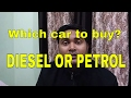 Which car to buy DIESEL OR PETROL ||  DESI DRIVING SCHOOL