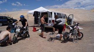 ycf pit bike freeride session las vegas mike valade