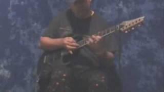 Andy Garrett - Van Halen style 01