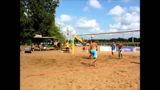 Пляжный волейбол г. Бобруйск 2012