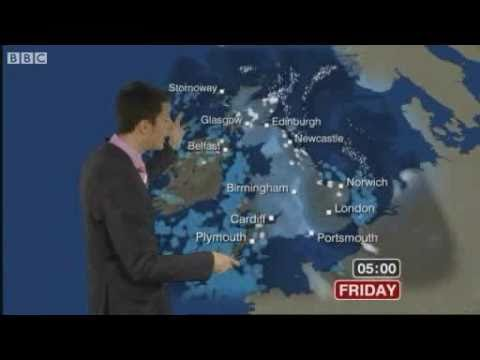 BBC Weather - UK Snow Update: Thursday 25 November 2010