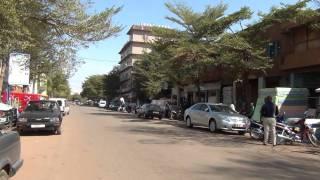 世界街歩き-ブルキナファソ・ワガドゥグ